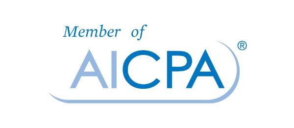 Member of American Institute of CPAs