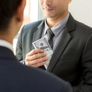 business fraud image