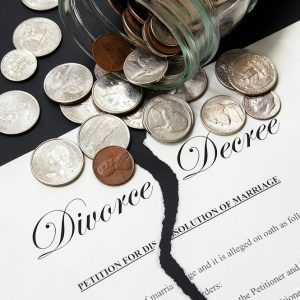 Rebuilding finances after divorce