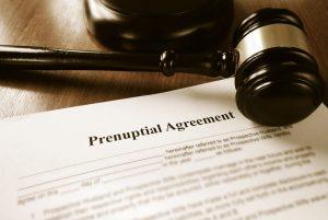 Prenuptial, Premarital Agreement